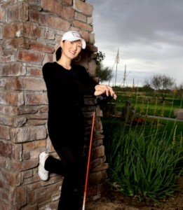 Grace Park will be an Athlete Role Model for golf. Picture by Tracy Wilcox/Golfweek.