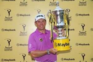 Lee Westwood returned to winning ways in Malaysia. Picture by Getty Images.