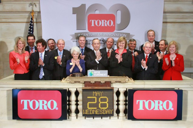 Toro Group Shot