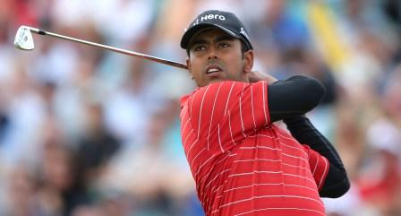 Anirban Lahiri will make his second Open Championship appearance.