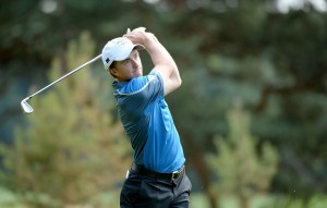 Paul Dunne qualified for this year's Open Championship at Final Qualifying. Picture by  The R&A.
