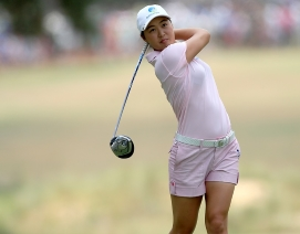 Minjee Lee. Picture by R&A.