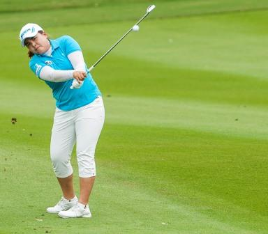 Park In-bee claimed her fifth Major title.