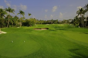 Velaa Golf Academy by Olazabal in the Maldives. Picture by Tom Tavee/Olazabal Design