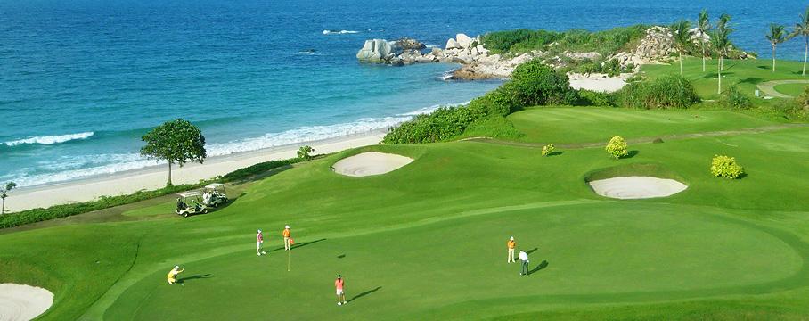 Ria Bintan's Ocean Course.