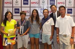 Kitty Tam, Isaac Lam, Michelle Cheung, Michelle Liu, Ning Li, and Ng Hon-lam.