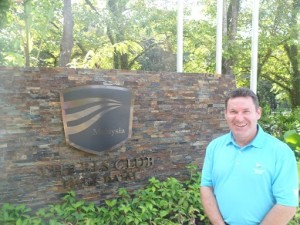 David Townend, Els Club Malaysia, Senior Vice President on-site at The Els Club Teluk Datai.