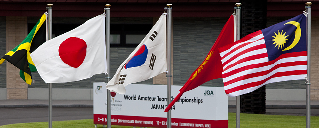 Following the successful staging of the 2014 event in Japan, organisers have confirmed the 2018 World Amateur Team Championships will go to Ireland. Picture by Steven Gibbons/USGA