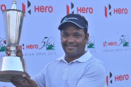 Siddikur is bidding to secure a spot in the golf event at the forthcoming Rio Olympics.