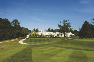 Wentworth is one of the world's most exclusive golf clubs.