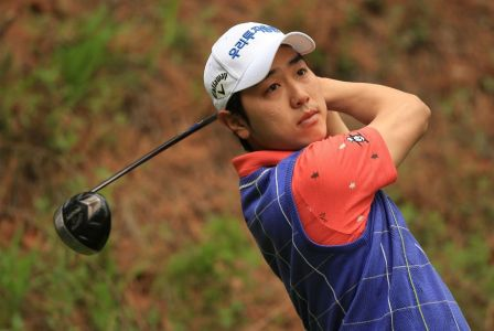 Bae Sang-moon claimed his second PGA Tour win.