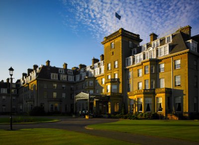 Gleneagles hosted a hugely successful Ryder Cup. Picture by Golf Business News.