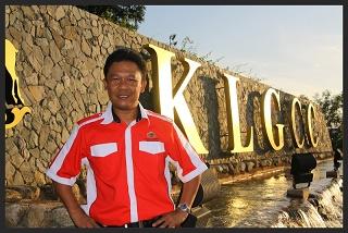 KLGCC superintendent Mohd Nizam Othman.