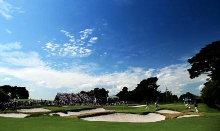 Royal Melbourne is the venue for this month's Asia-Pacific Amateur Championship.