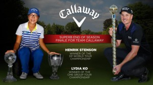 Lydia Ko and Henrik Stenson ended the season on a high.