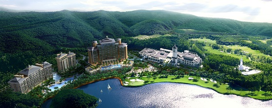 Mission Hills Dongguan, venue for the 2015 Asia Golf Congress. Picture by Mission Hills Group