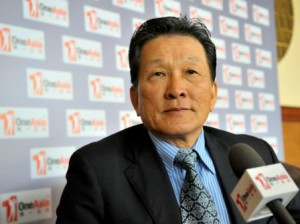 Sang Y. Chun, OneAsia's Chairman and Commissioner.