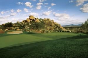 Troon North Golf Club in Scottsdale.