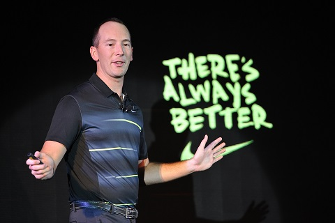 Ben Lewis, General Manager, Nike Golf Southeast Asia/Pacific