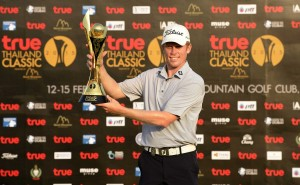 Andrew Dodt emerged triumphant in Hua Hin.