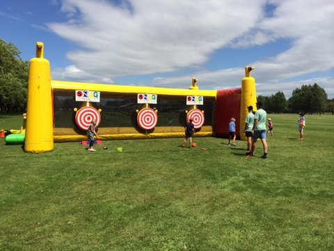 SNAG Inflatable Range_photo