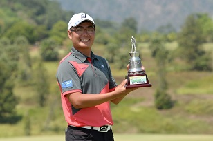 Wilson Choo triumphed in Langkawi.