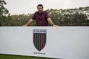 Sir Nick Faldo is looking forward to the 10th season of the Faldo Series Asia.