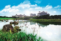 Mission Hills Haikou Resort.