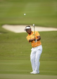Thongchai Jaidee will fly the Thailand flag at Augusta this week.