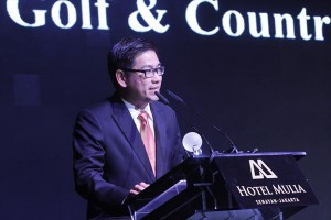 Kota Permai Golf & Country Club General Manager Tang Meng Loon.