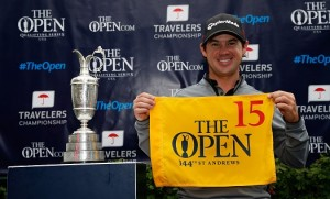 Brian Harman qualified for next month's Open Championship. Picture by Michael Cohen/R&A via Getty Images
