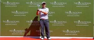 Matthew Giles triumphed in Bali.