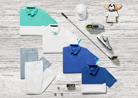 The apparel Rory McIlroy will wear at this week's US Open.