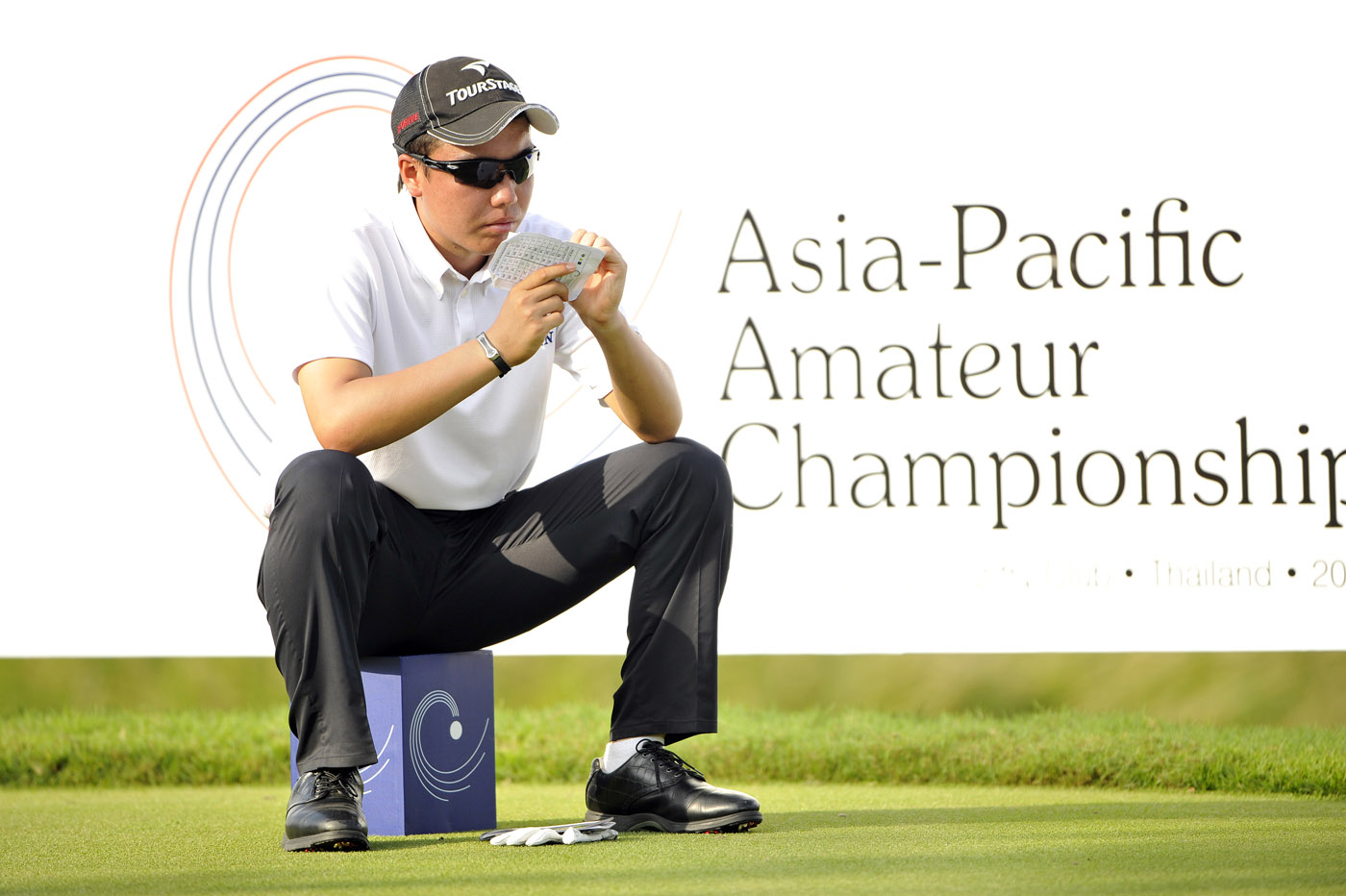Asia-Pacific Amateur Championship Countdown Underway