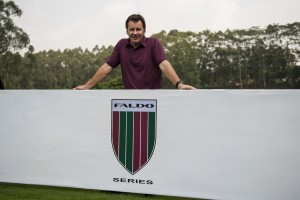 Although competing at St Andrews this week, Sir Nick Faldo will be keeping close tabs on the Faldo Series Shanghai Championship.