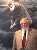 Herb Kohler will be the recipient of the 2016 Old Tom Morris Award.