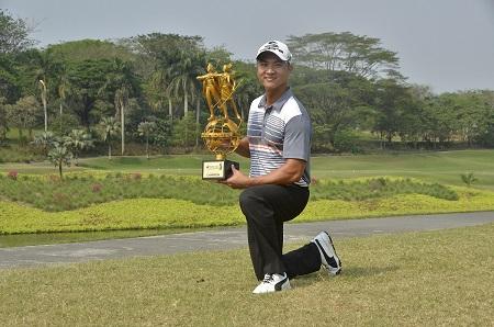 Michael Tran triumphed in Jakarta.