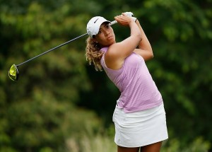 Cheyenne Woods.  Picture by Getty Images
