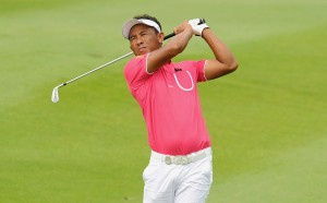 Thongchai Jaidee will make his fifth Masters appearance in April.
