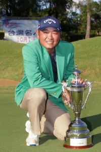 Danny Chia captured his second Asian Tour title.