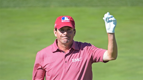 Billy Andrade triumphed in the Charles Schwab Cup.