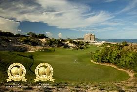 World's Best New Golf Course 2015 - The Bluffs Ho Tram Strip LOW