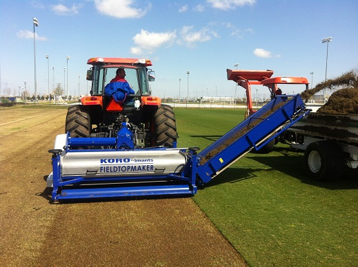 Koro FTM by Campey Turf Care LOW