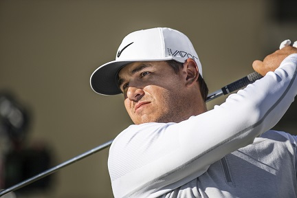 Brooks Koepka has joined the Nike Golf team. Picture by Shannon Faulk/Getty Images