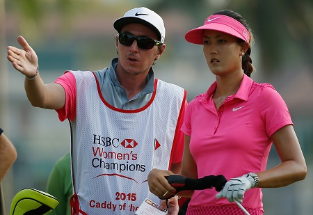 Michelle Wie has her sights set on glory at Sentosa this week. Picture by Getty Images.