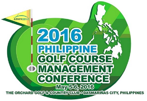 Philippines seminar –  5 to 6 May at Orchard Golf