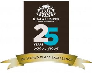 KLGCC 25th  Anniversary  Logo
