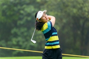 Lin Xiyu leads the China challenge at Mission Hills Dongguan,