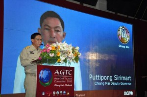 Puttipong Sirimart, Chiang Mai's Deputy Governor.