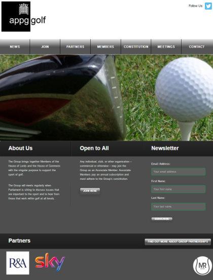 Parliamentary-Golf-Group-website
